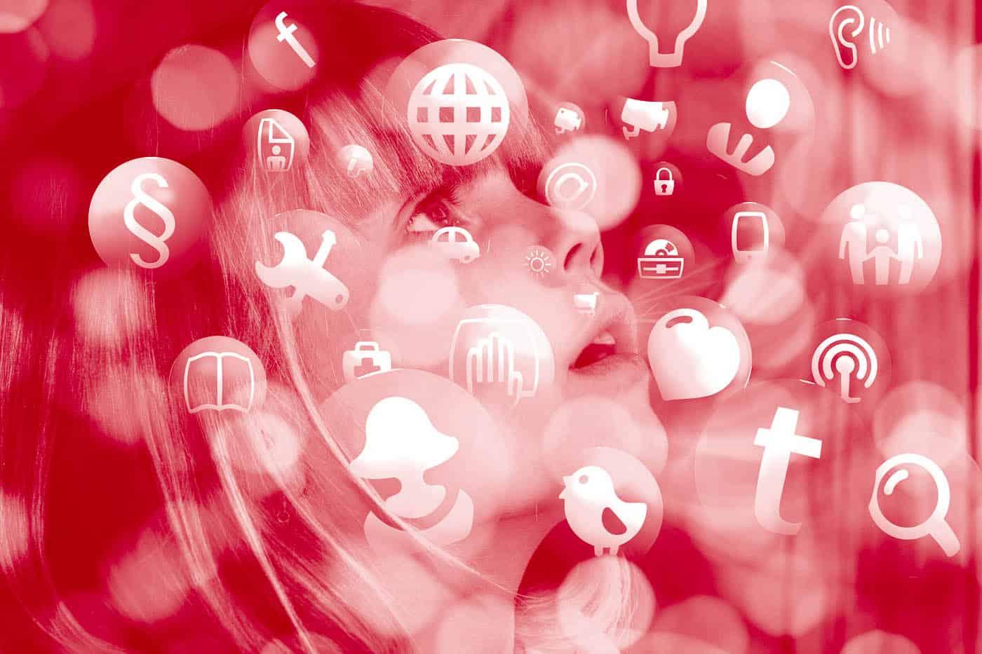 Soziale Medien begleiten uns in unserem Alltag!